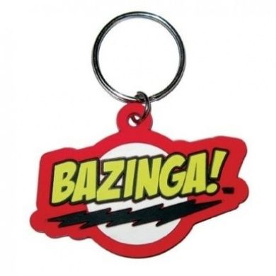 BRELOC SILICON 'THE BIG BANG THEORY - BAZINGA'