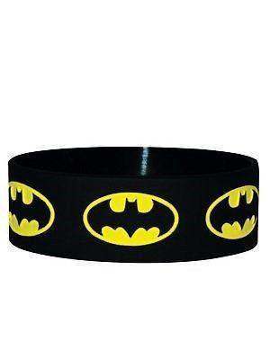BRATARA SILICON 'BATMAN (LOGO...