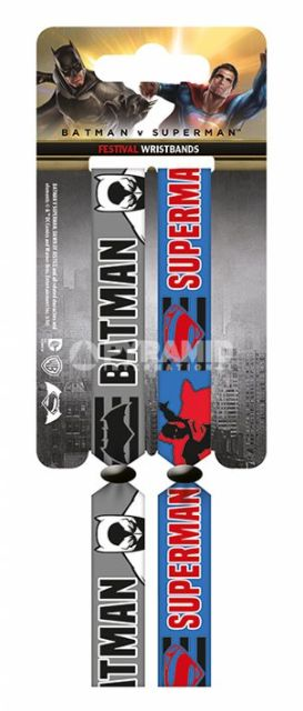 BRATARI TEXTILE 'BATMAN V SUPERMAN'