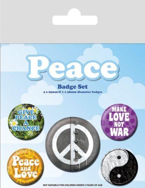 INSIGNE 'PEACE'