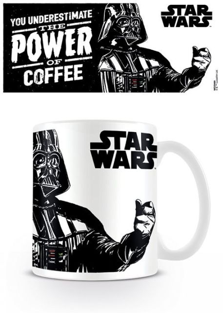CANA 'STAR WARS (THE POWER OF COFFEE)'