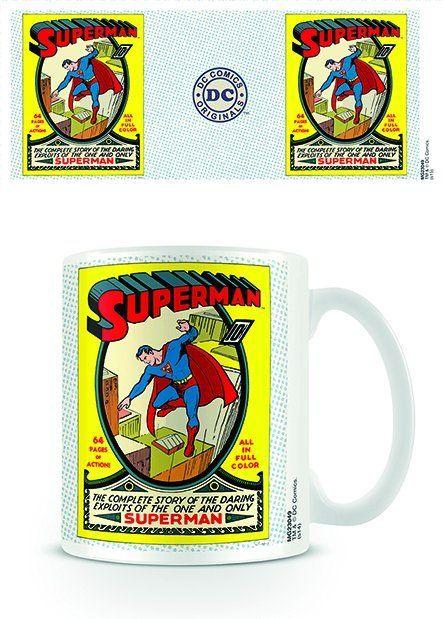 CANA 'DC ORIGINALS (SUPERMAN No.1)'