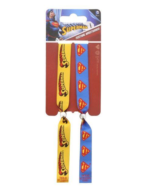 BRATARI TEXTILE 'SUPERMAN'
