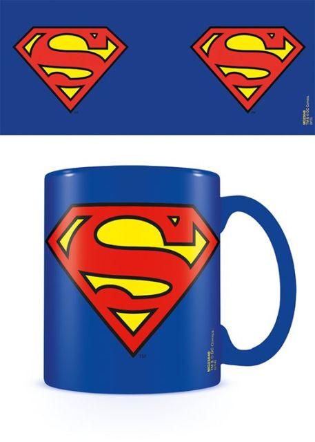 CANA 'DC ORIGINALS (SUPERMAN LOGO)' ALBASTRA