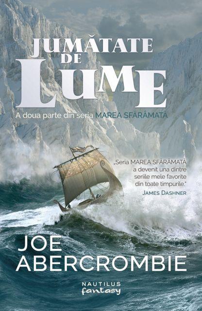 JUMATATE DE LUME (MAREA SFARAMATA, VOL 2)