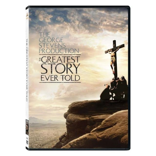 GREATEST STORY EVER TOLD -...