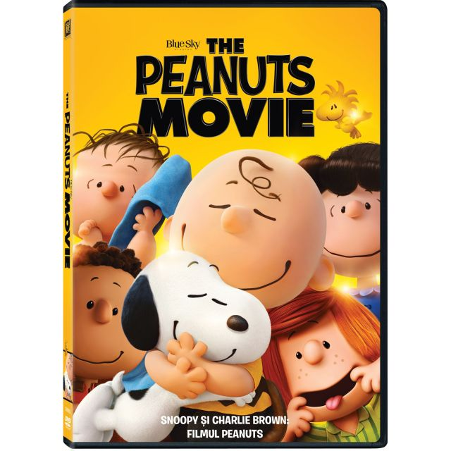 PEANUTS MOVIE - SNOOPY&C. BROWN: FILMUL PEANUTS