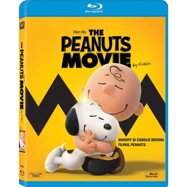 BD: PEANUTS MOVIE - SNOOPY&C. BROWN: FILMUL PEANUTS