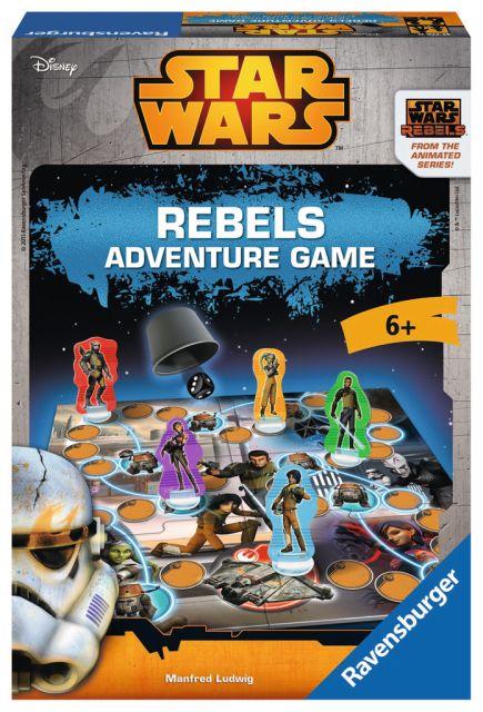 Joc aventura rebelilor,Star Wars