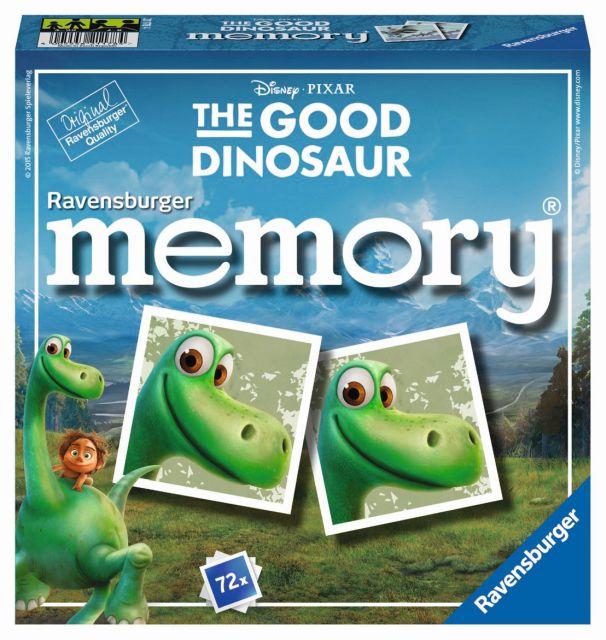 Joc memory,Bunul dinozaur