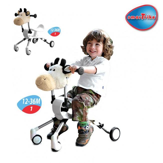 Smart Trike Balansoar Vacuta,Springo Farm