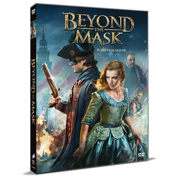 BEYOND THE MASK - IN SPATELE MASTII