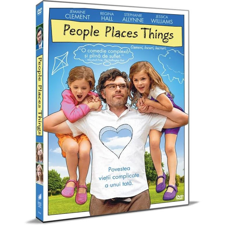 People, Places, Things - Oameni,locuri,lucruri