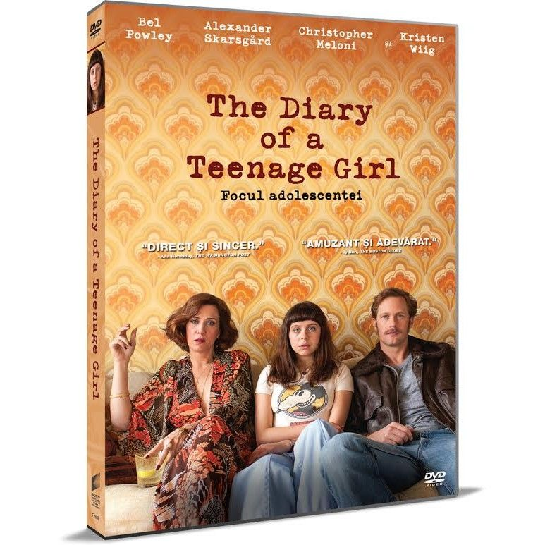 DIARY OF A TEENAGE GIRL - FOCUL ADOLESCENTEI