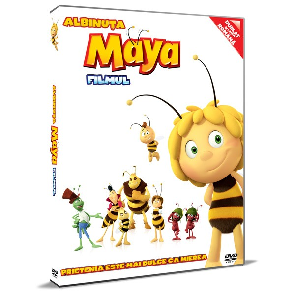Maya the bee Movie - Albinuta Maya, Filmul