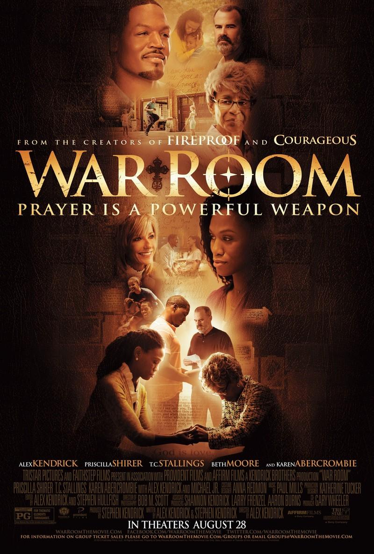 WAR ROOM DVD - Camera de razboi
