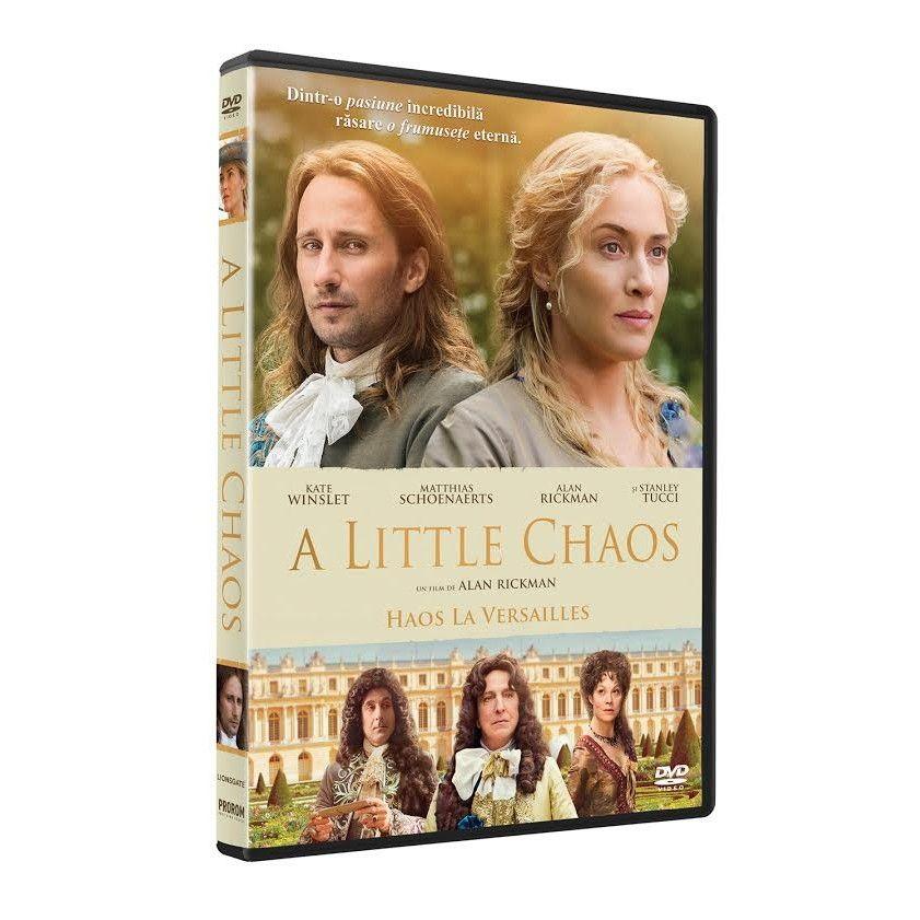 A LITTLE CHAOS DVD - Haos la Versailles