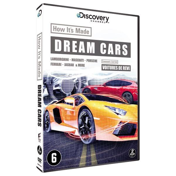 DREAM CARS - MASINI DE VIS SEZONUL 1