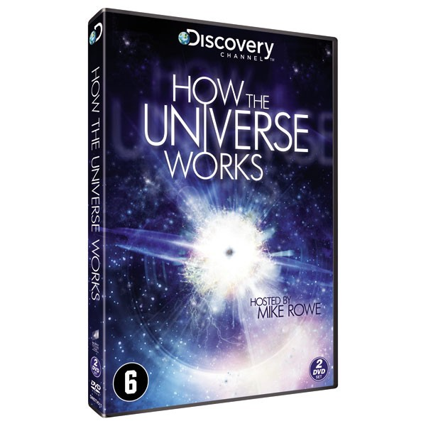 HOW THE UNIVERSE WORKS - CUM...