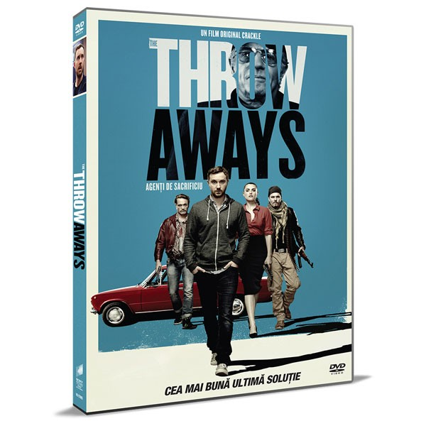THROWAWAYS DVD - Agenti de sacrificiu