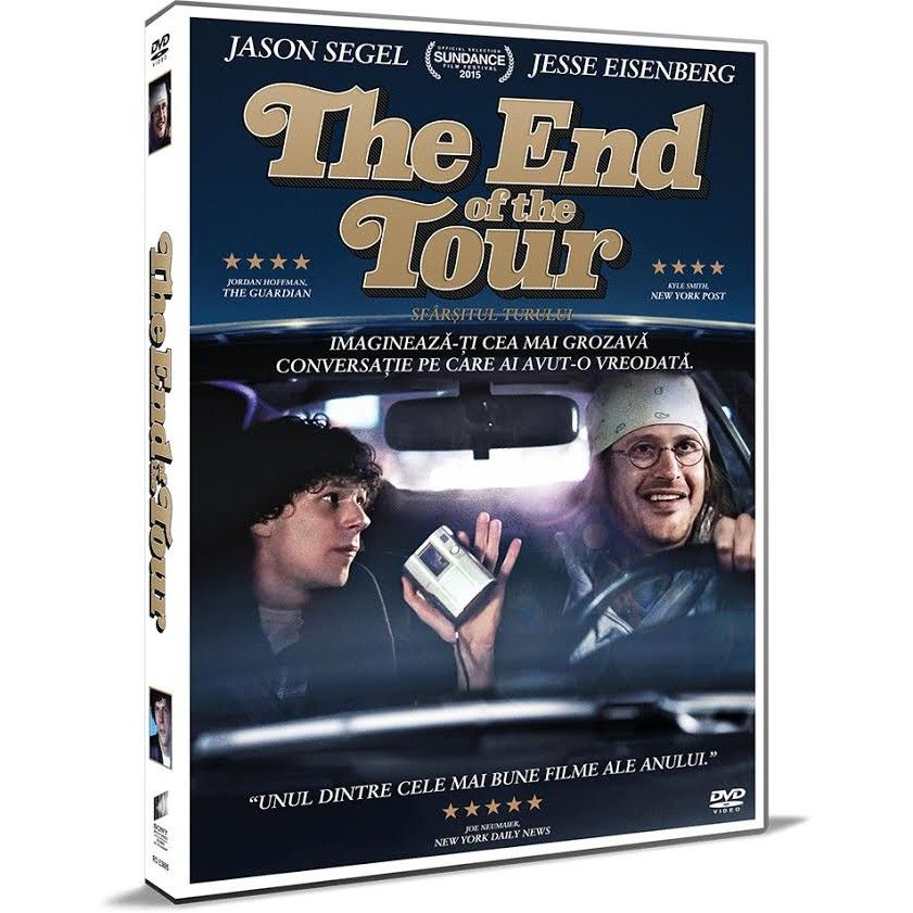 END OF THE TOUR DVD - Starsitul turului