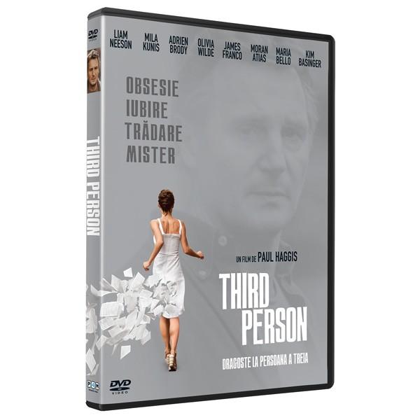 THIRD PERSON - DRAGOSTE LA PERSOANA A TREIA