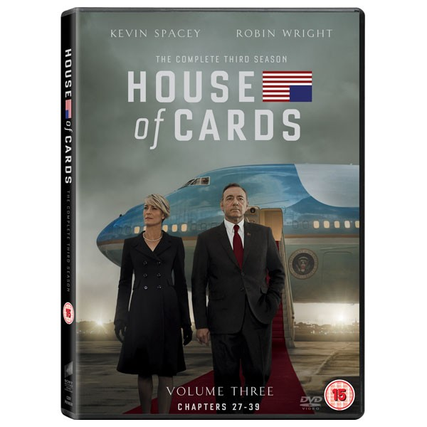 HOUSE OF CARDS Season 3 - Culisele Puterii Sezonul 3