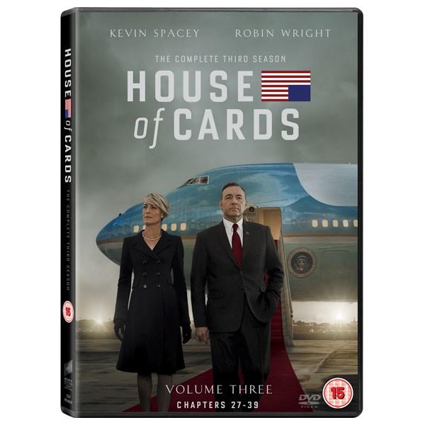 HOUSE OF CARDS Season 3 - Culisele Puterii Sezonul 3
