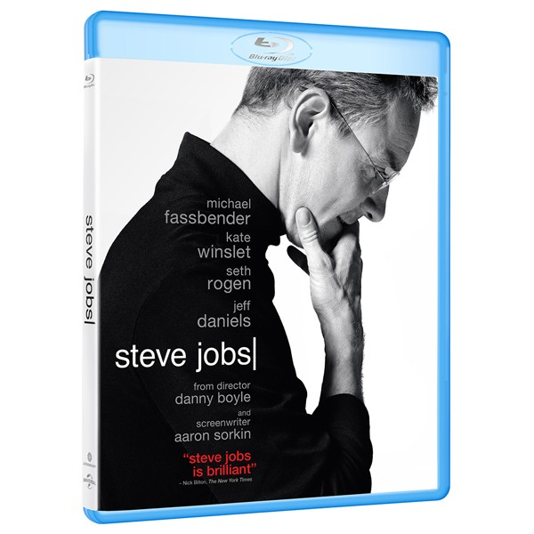BD: STEVE JOBS