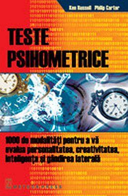 TESTE PSIHOMETRICE
