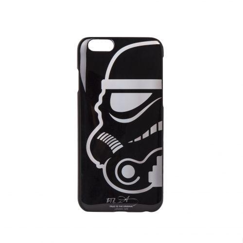 Carcasa iPhone Stormtrooper, negru