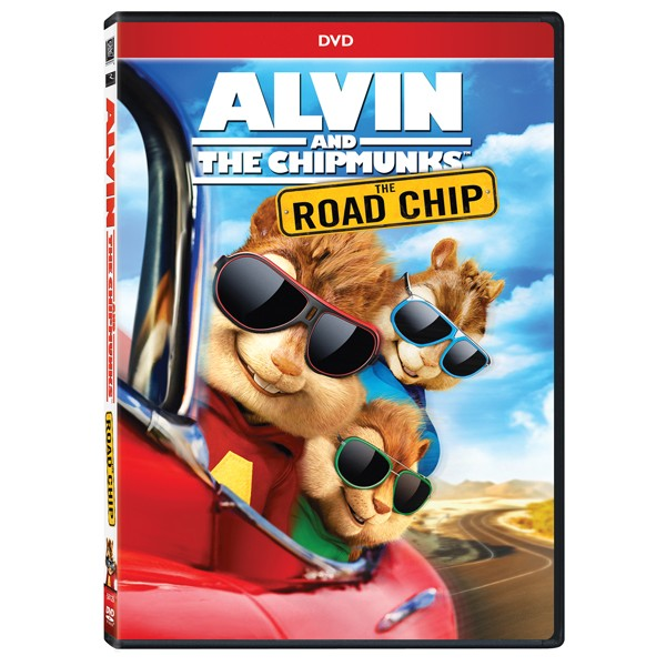 ALVIN AND THE CHIPMUNKS: THE ROAD CHIP - MAREA AVENTURA