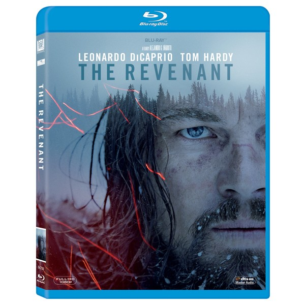 BD: THE REVENANT: - LEGENDA LUI HUGH GLASS