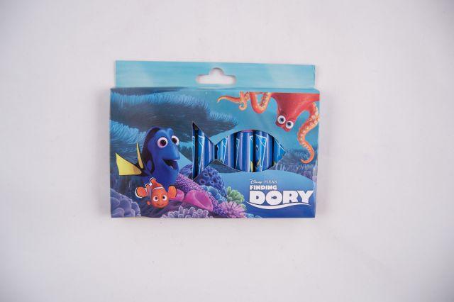 Markere copii,10b/cutie carton,Finding Dory