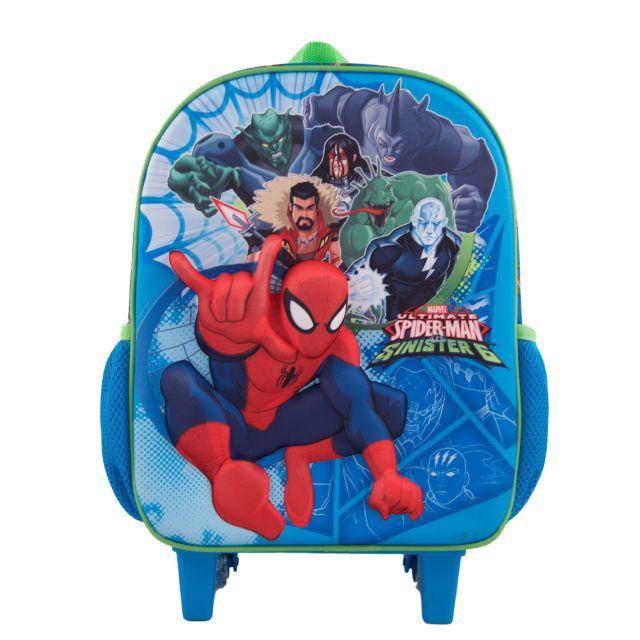 Troller 12.5'',3D,Spiderman