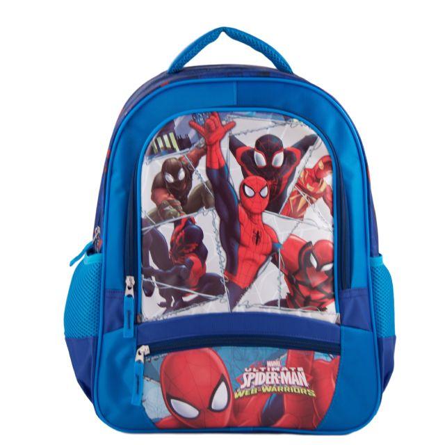 Ghiozdan 16'',ergonomic,Spiderman