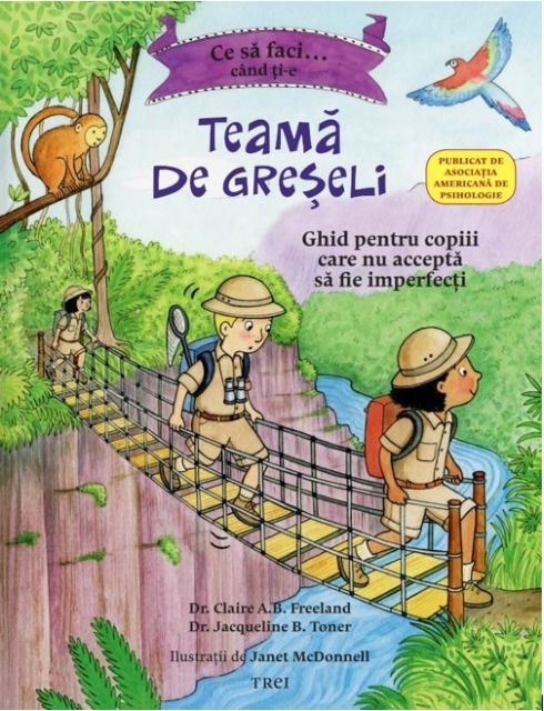 CE SA FACI… CAND TI-E TEAMA DE GRESELI