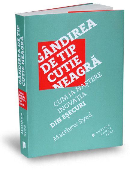GANDIREA DE TIP CUTIE NEAGRA