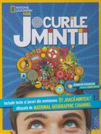 JOCURILE MINTII. NATIONAL GEOGRAPHIC