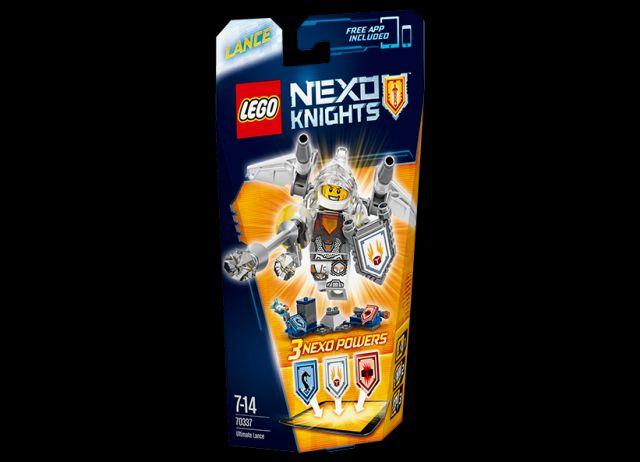 Lego-Nexo Knights,Supremul Lance