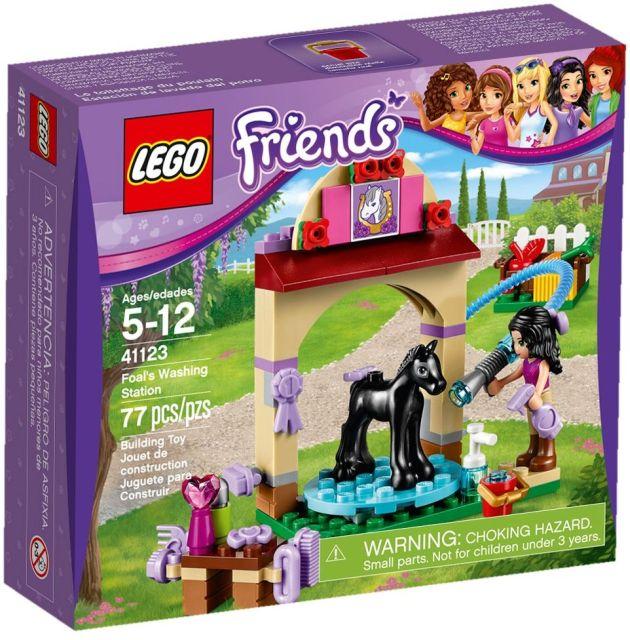 Lego-Friends,Ingrijirea manzului