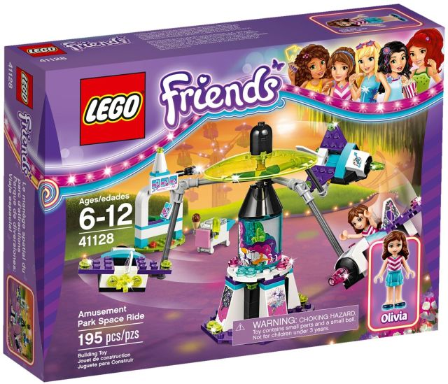 Lego-Friends,Calatorie...