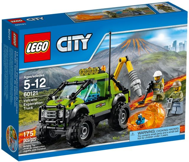Lego-City,Camion de explorare...