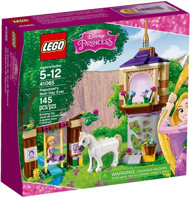 Lego-Disney Princess,Cea mai frumoasa zi a lui Rapunzel
