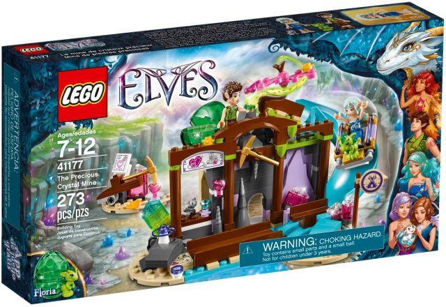 Lego-Elves,Mina de cristale pretioase