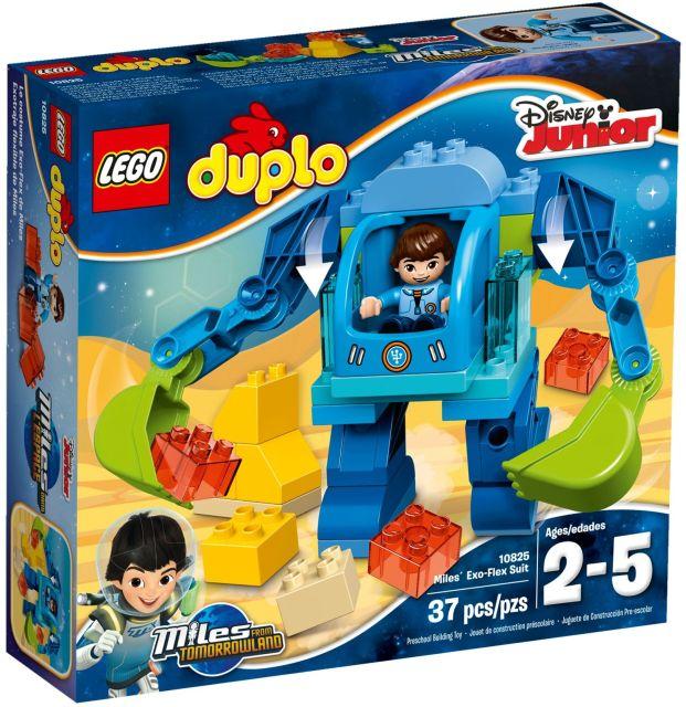 Lego-Duplo,Costumul Exo-Flex al lui Miles