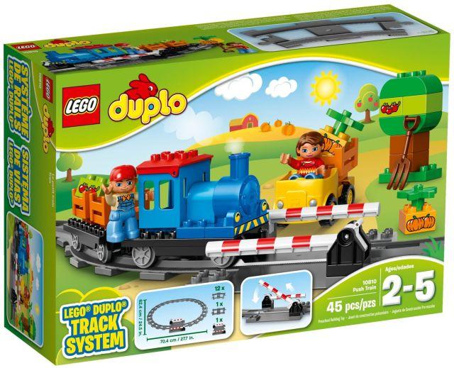 Lego-Duplu,Tren impins