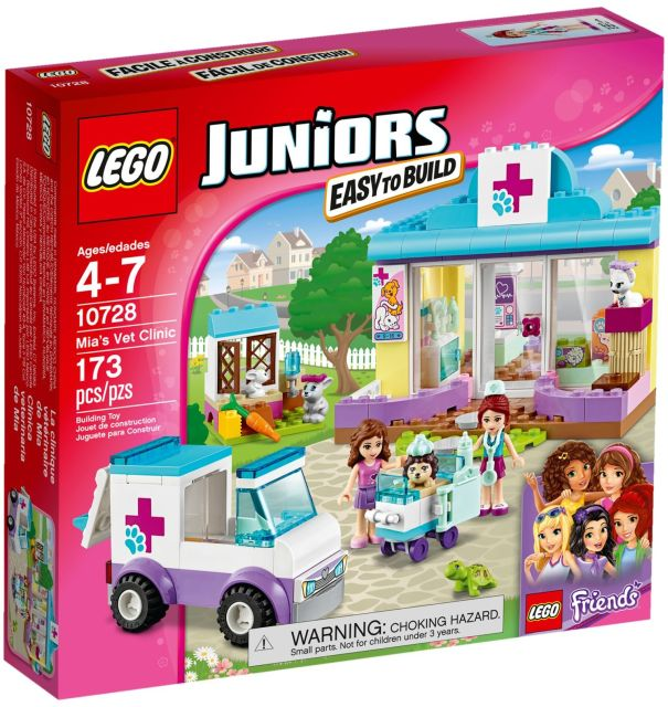 Lego-Juniors,Clinica veterinara a Miei