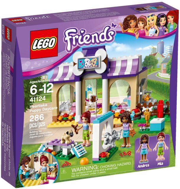 Lego-Friends,Gradiniaa cateilor din Heartlake
