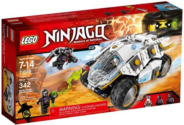 Lego-Ninjago,Vehiculul lui Zane